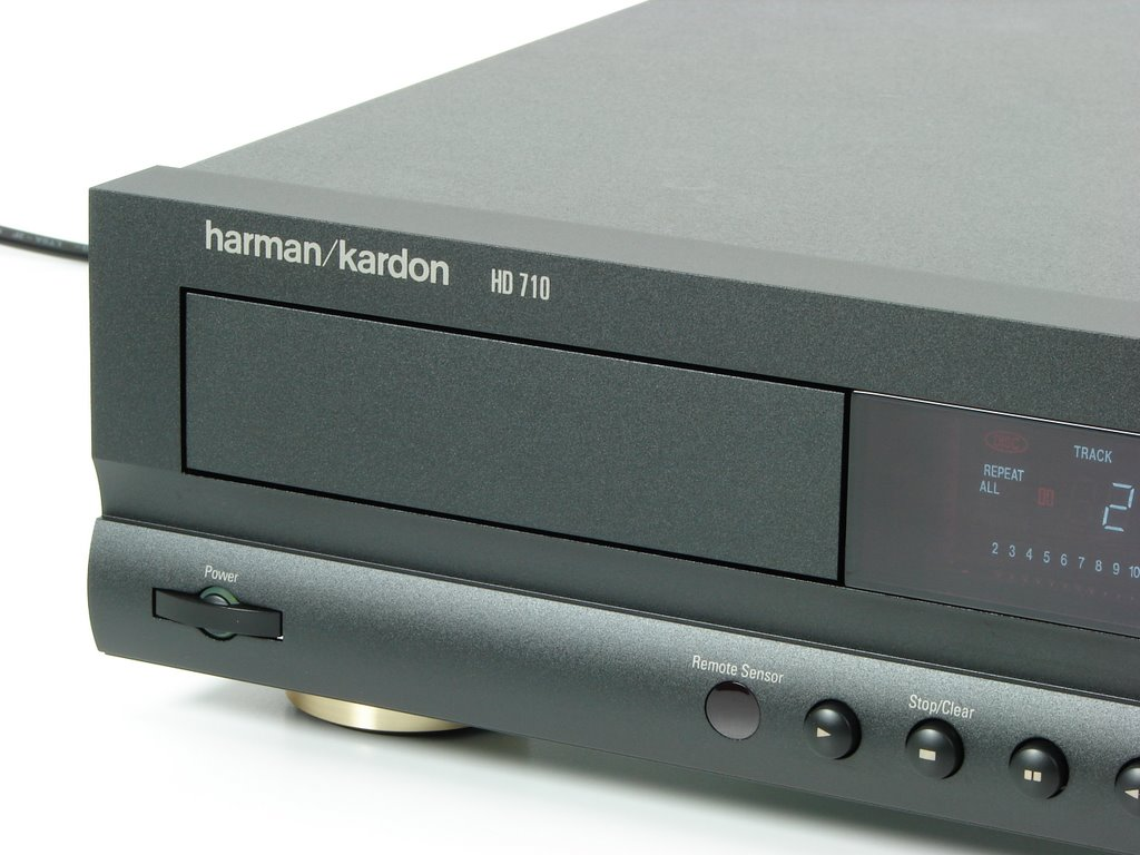 harman kardon hd710 edler cd player inkl fb zub ovp ebay. Black Bedroom Furniture Sets. Home Design Ideas