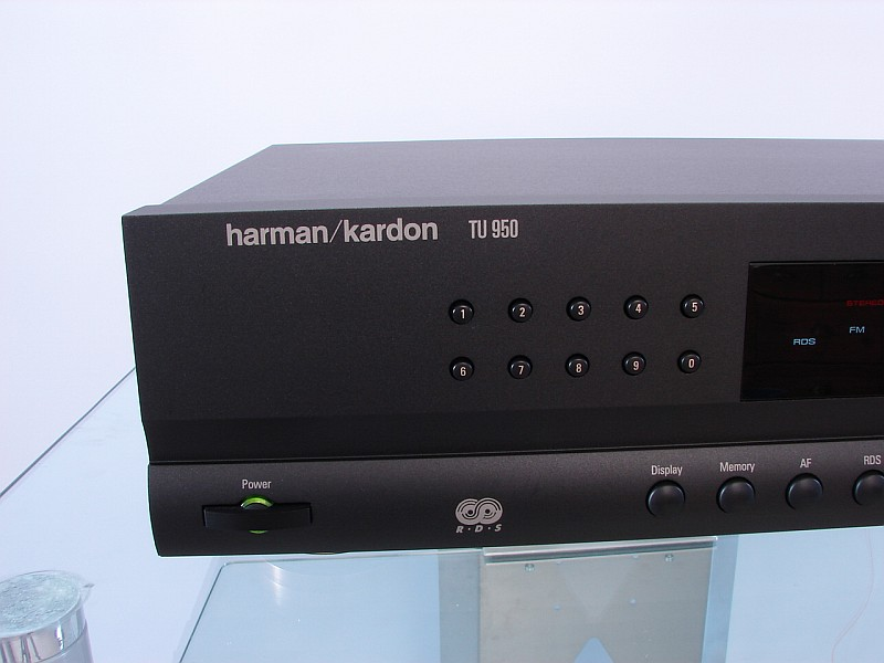 harman kardon tu 950 noble st r o tuner avec rds r ception. Black Bedroom Furniture Sets. Home Design Ideas